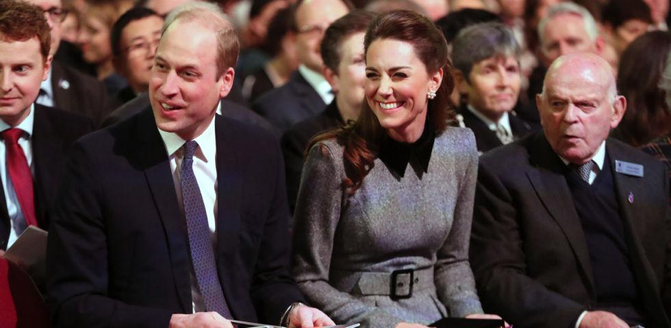 Carole, la mamma di Kate Middleton è una seconda mamma per il Principe William