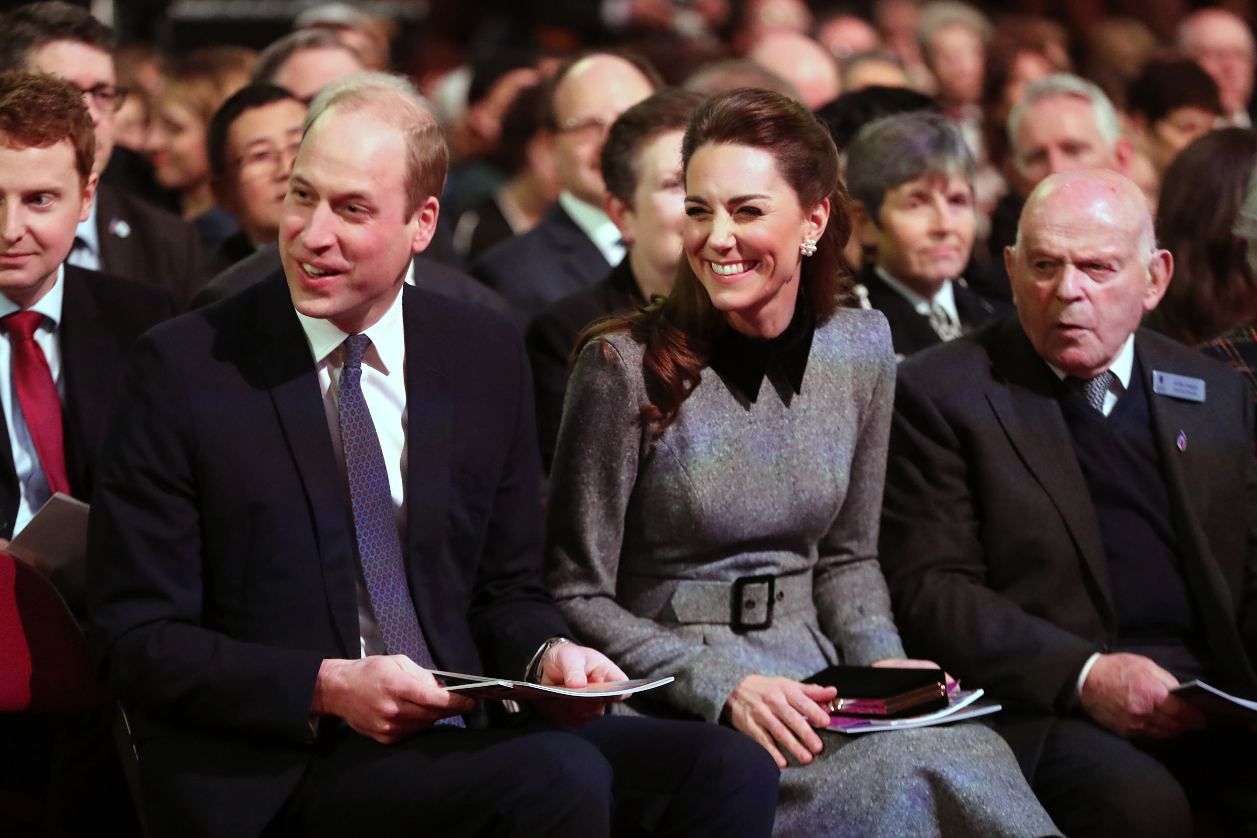 Kate e William, Regina e Re