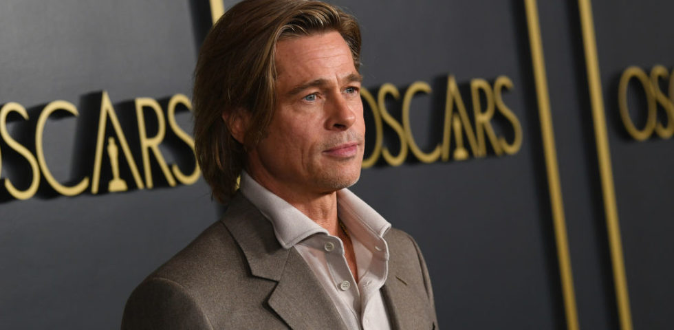 La tecnica di Brad Pitt per scoprire se un film è un flop