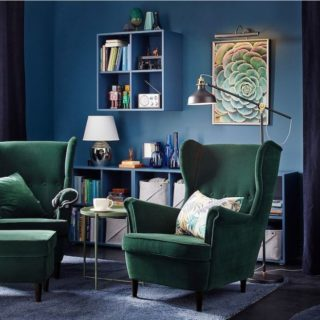 Home inspiration: missione pouf