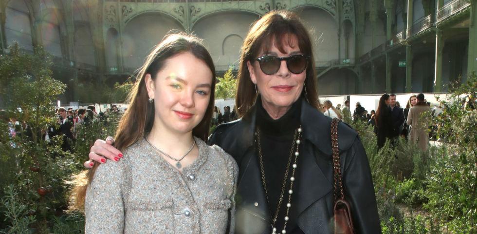 Chi è Alexandra di Hannover, la figlia di Carolina di Monaco amata dagli stilisti