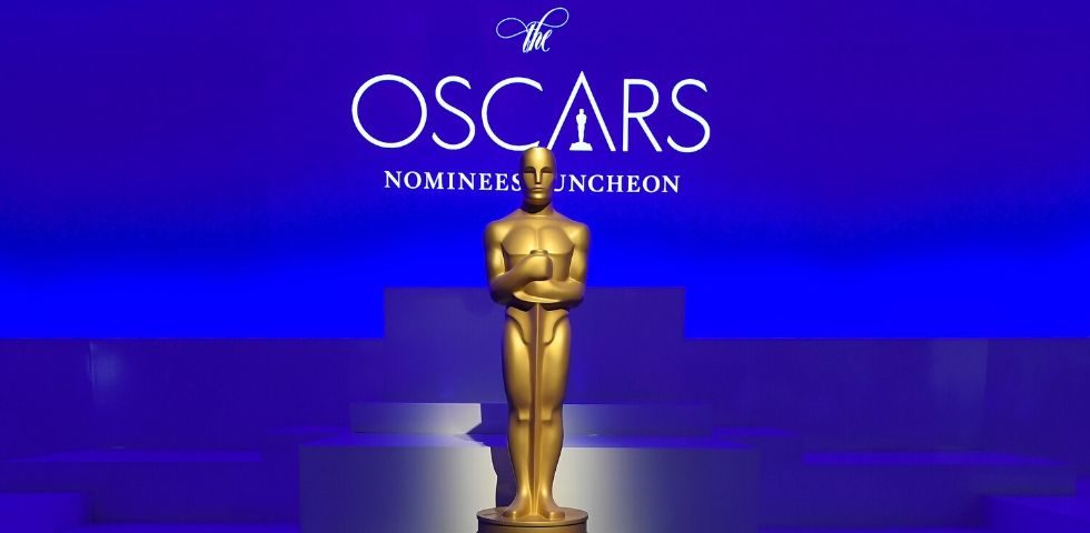 Oscar 2020: la foto di gruppo con tutti i candidati di quest'anno