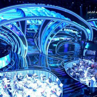 Sanremo 2020: all'Ariston un palco che omaggia il passato