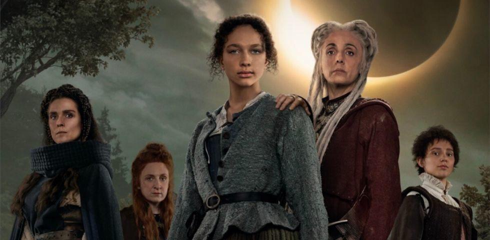 Luna Nera: trama e cast della serie tv italiana al femminile su Netflix