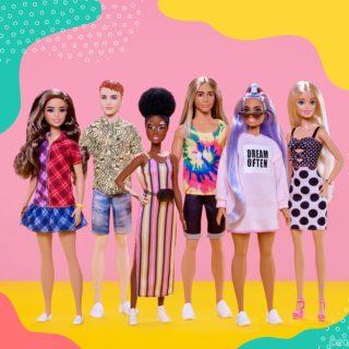 Barbie punta sull'inclusività