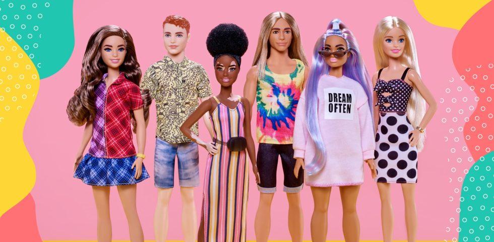 Barbie: arriva la bambola calva e quella con la vitiligine