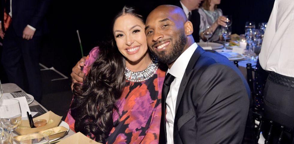 La foto e le prime parole della moglie di Kobe Bryant su Instagram