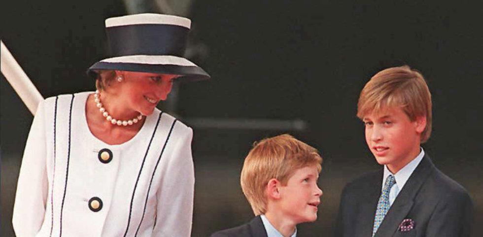Principe Harry: sette anni in terapia dopo la morte di Diana
