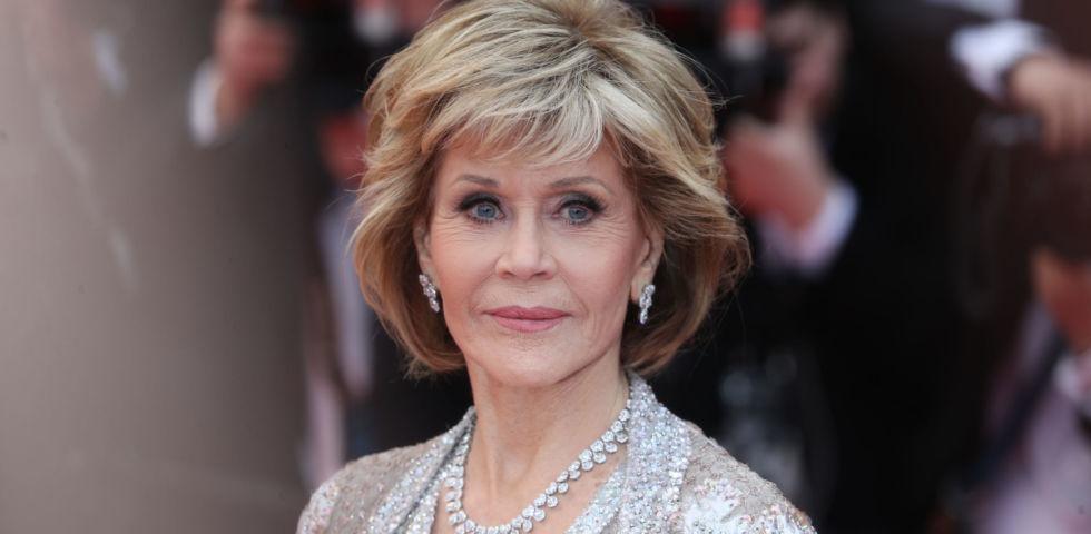 Jane Fonda si schiera con Bernie Sanders: solo lui si occuperebbe del cambiamento climatico