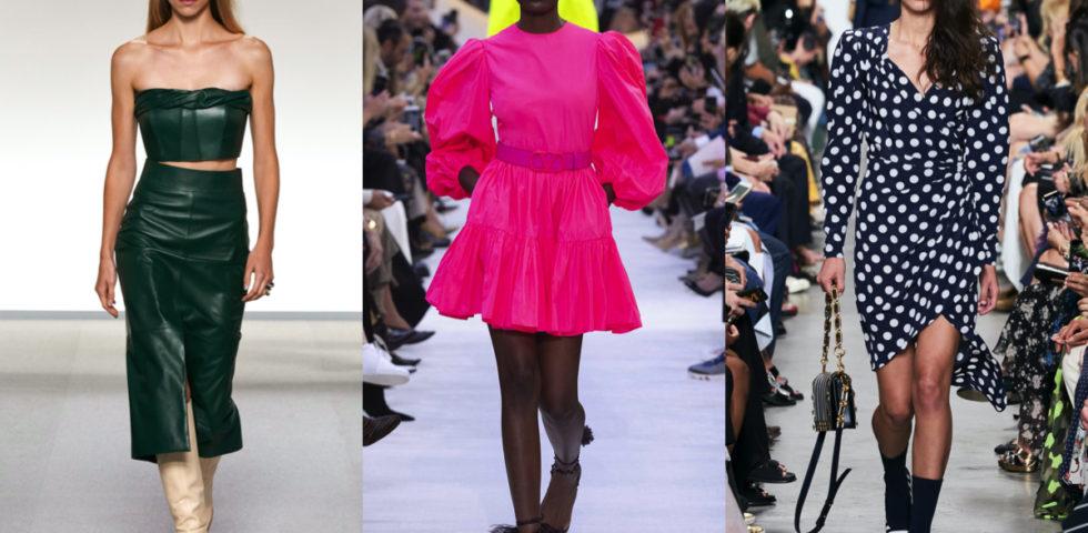 7 tendenze da seguire della moda 2020
