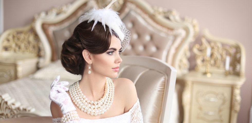 Veletta sposa: tradizione e acconciature