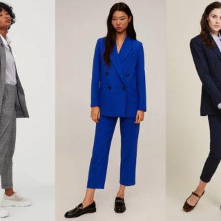 Fashion Alert: chic con il tailleur pantalone!