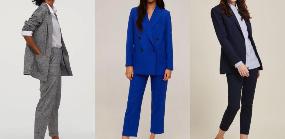 Tailleur pantalone: i più belli sotto i 200 euro