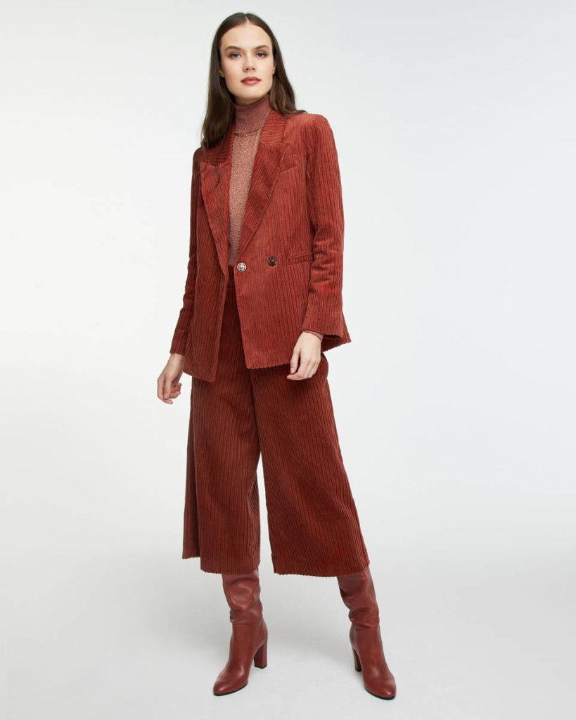 Tailleur pantalone Sisley
