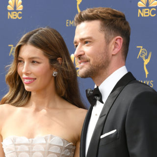 Justin Timberlake e Jessica Biel felici a San Valentino
