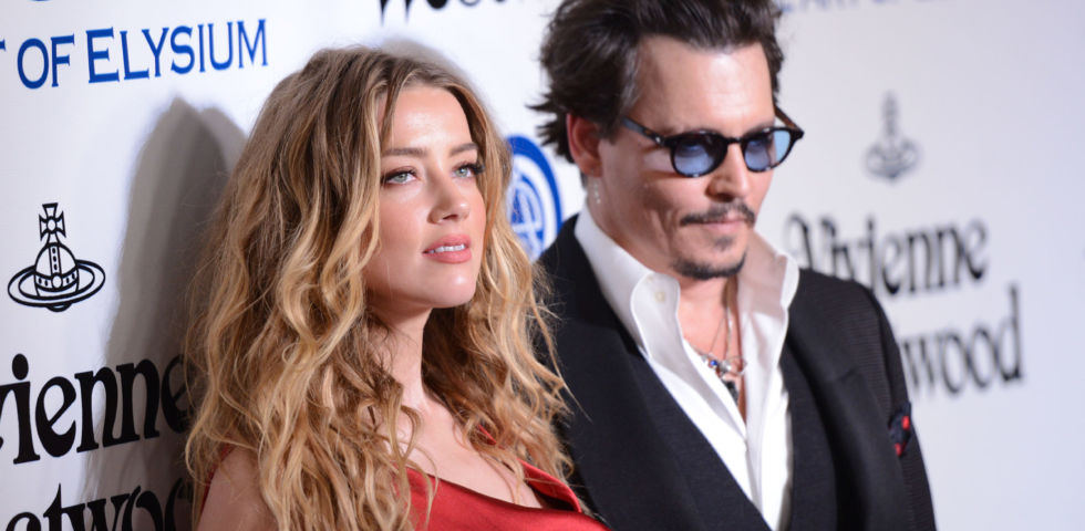 Amber Heard: le dichiarazioni shock in cui ammette di aver picchiato Johnny Depp