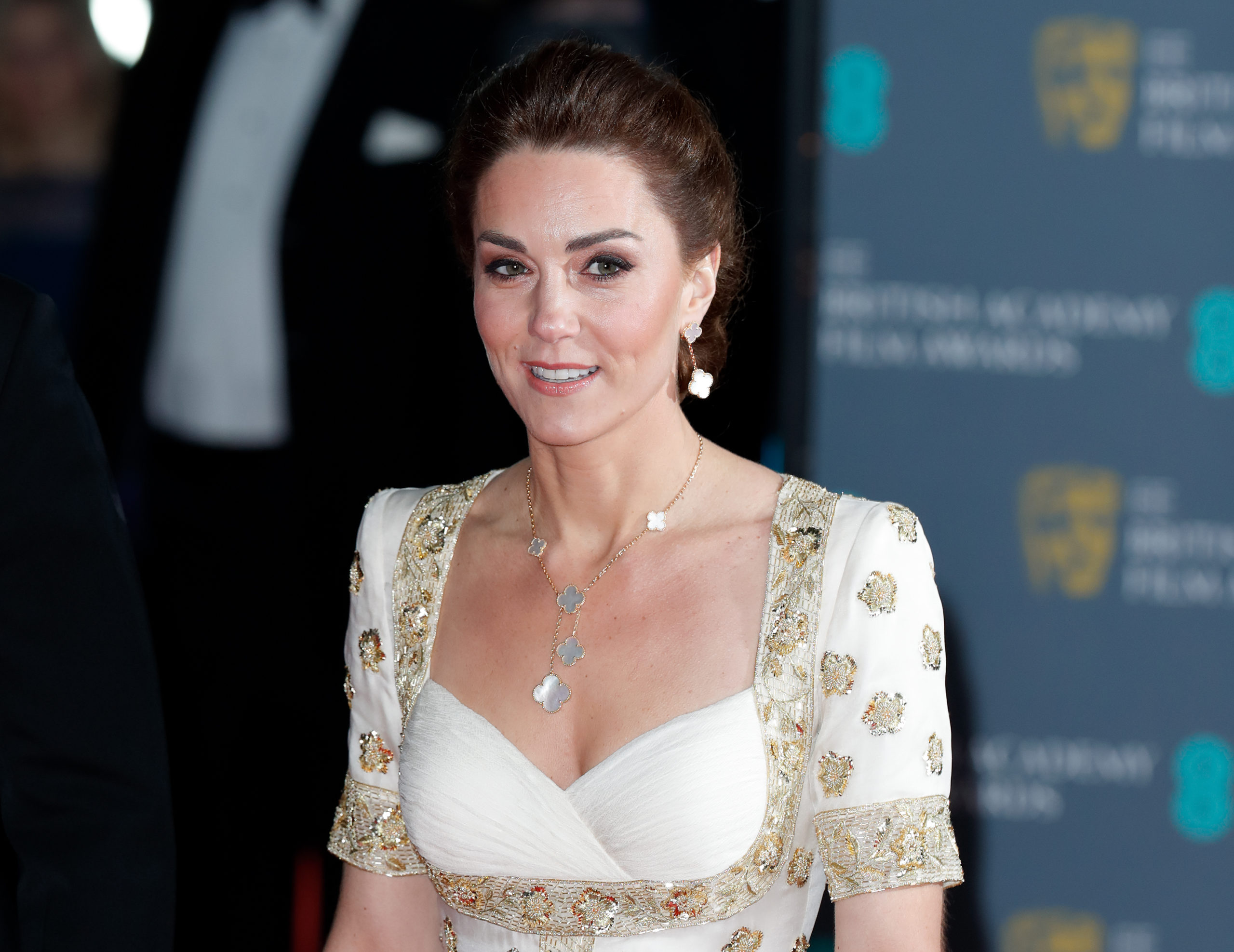 Il look di Kate ai BAFTA