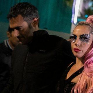 Selfie di San Valentino per Gaga