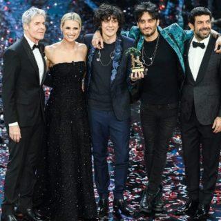I vincitori del Festival di Sanremo degli ultimi 20 anni