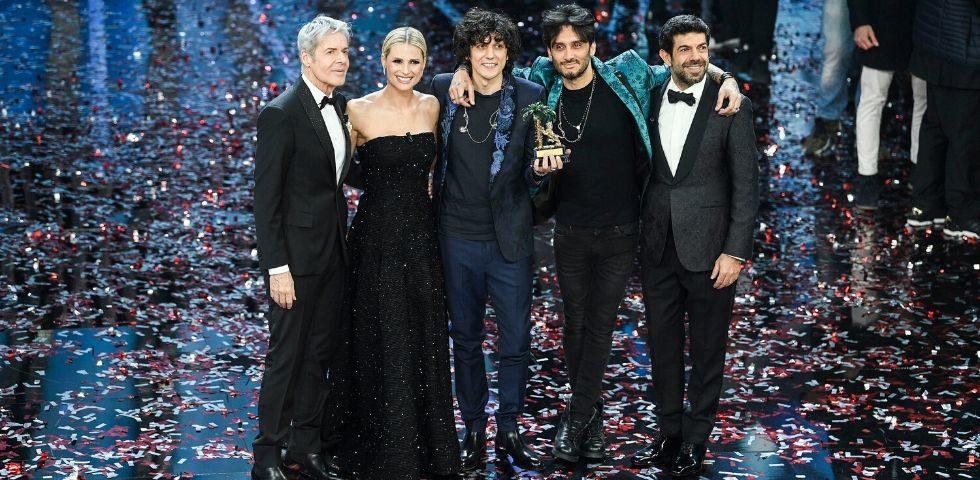 Festival di Sanremo: tutti i vincitori degli ultimi 20 anni