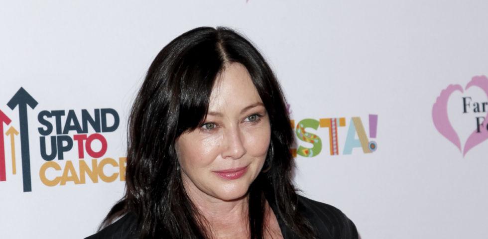 Shannen Doherty: cast di Beverly Hills riunito dopo l'annuncio del cancro