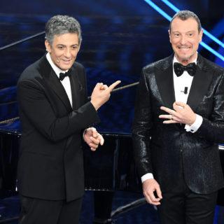 Ospiti e cantanti della terza serata di Sanremo