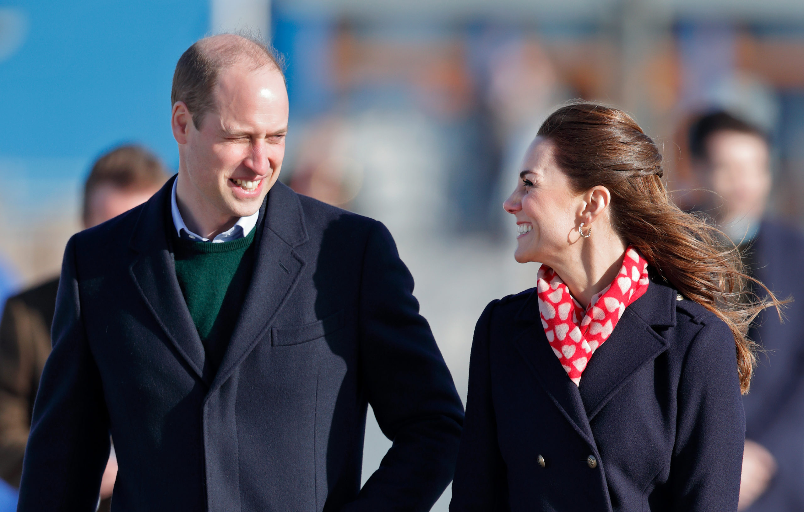 Kate e William di nuovo vicini