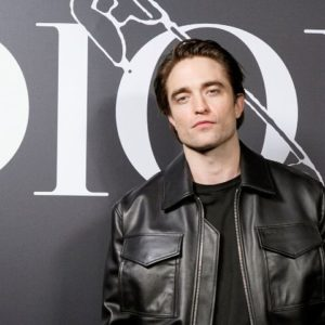 La prima foto di Robert Pattinson vestito da Batman