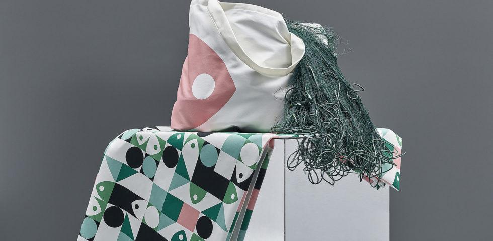 IKEA: MUSSELBLOMMA, la collezione nata dalla plastica recuperata dai mari