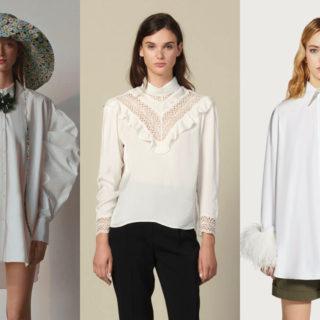 Camicia bianca mon amour!