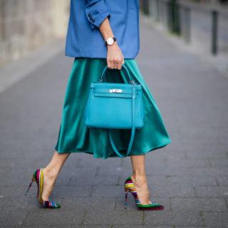 Fashion tip: tutto il glamour della gonna godet