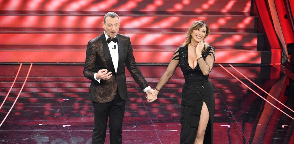 Sanremo 2020: Sabrina Salerno incanta tutti con un look mozzafiato