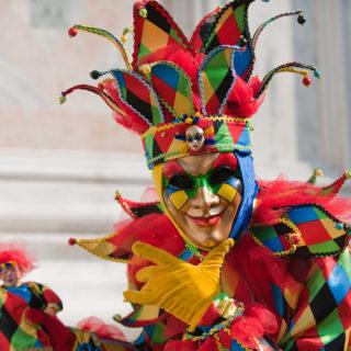 Maschere di Carnevale italiane: la guida completa