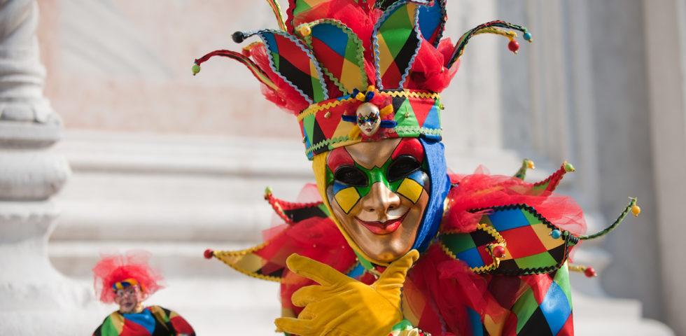 Maschere di Carnevale italiane, l'elenco completo