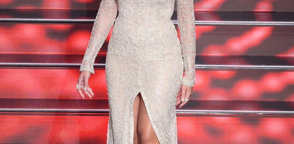 Sanremo 2020: piovono critiche sul tango di Georgina Rodriguez