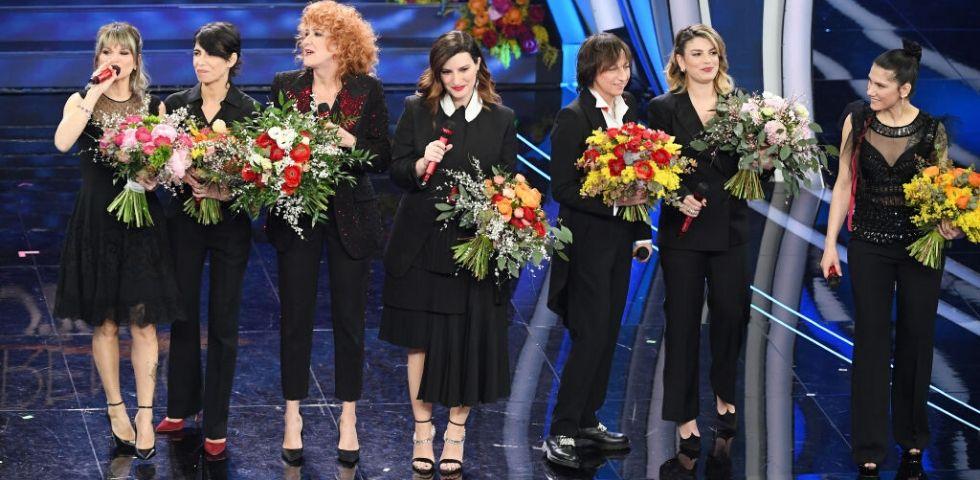 Sanremo 2020: programma e scaletta della quinta serata finale del festival