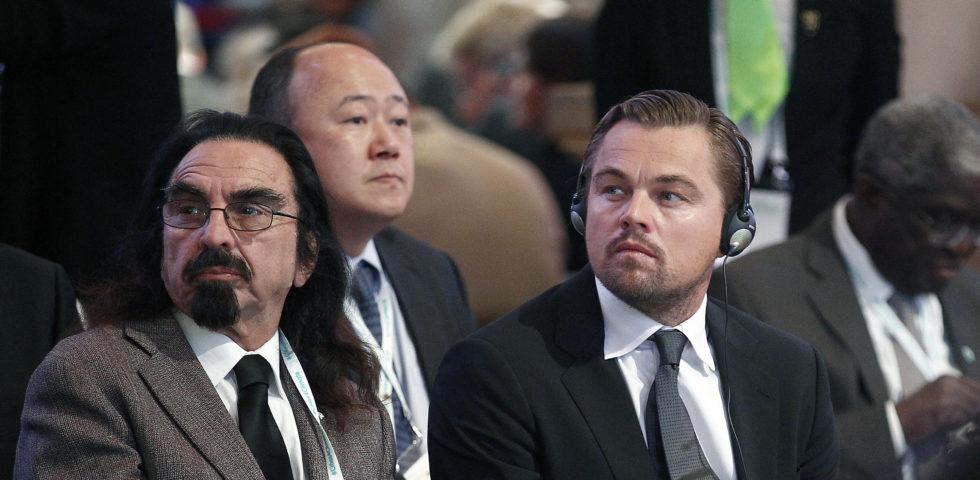 """Leonardo DiCaprio e il rapporto con il padre: """"È una forza enorme per me"""""""