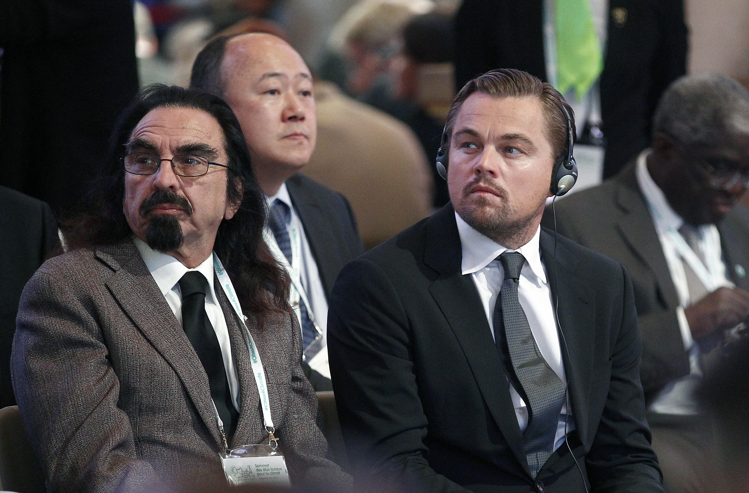 DiCaprio e il rapporto con il padre: