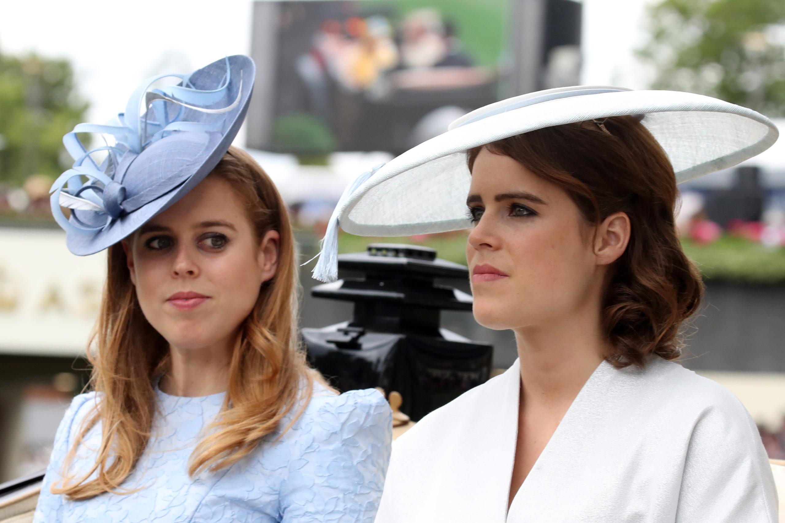 Regina Elisabetta: Beatrice e Eugenie sostituiranno Meghan Markle e Harry