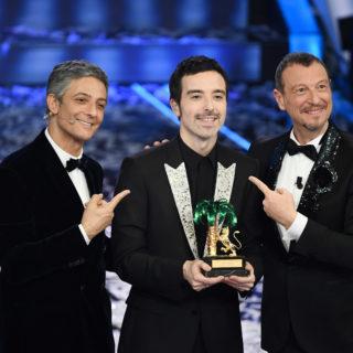 Sanremo 2020: vince Diodato
