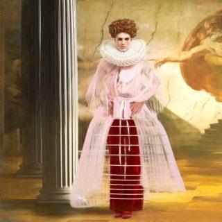 Carnevale con i costumi indossati da Achille Lauro a Sanremo