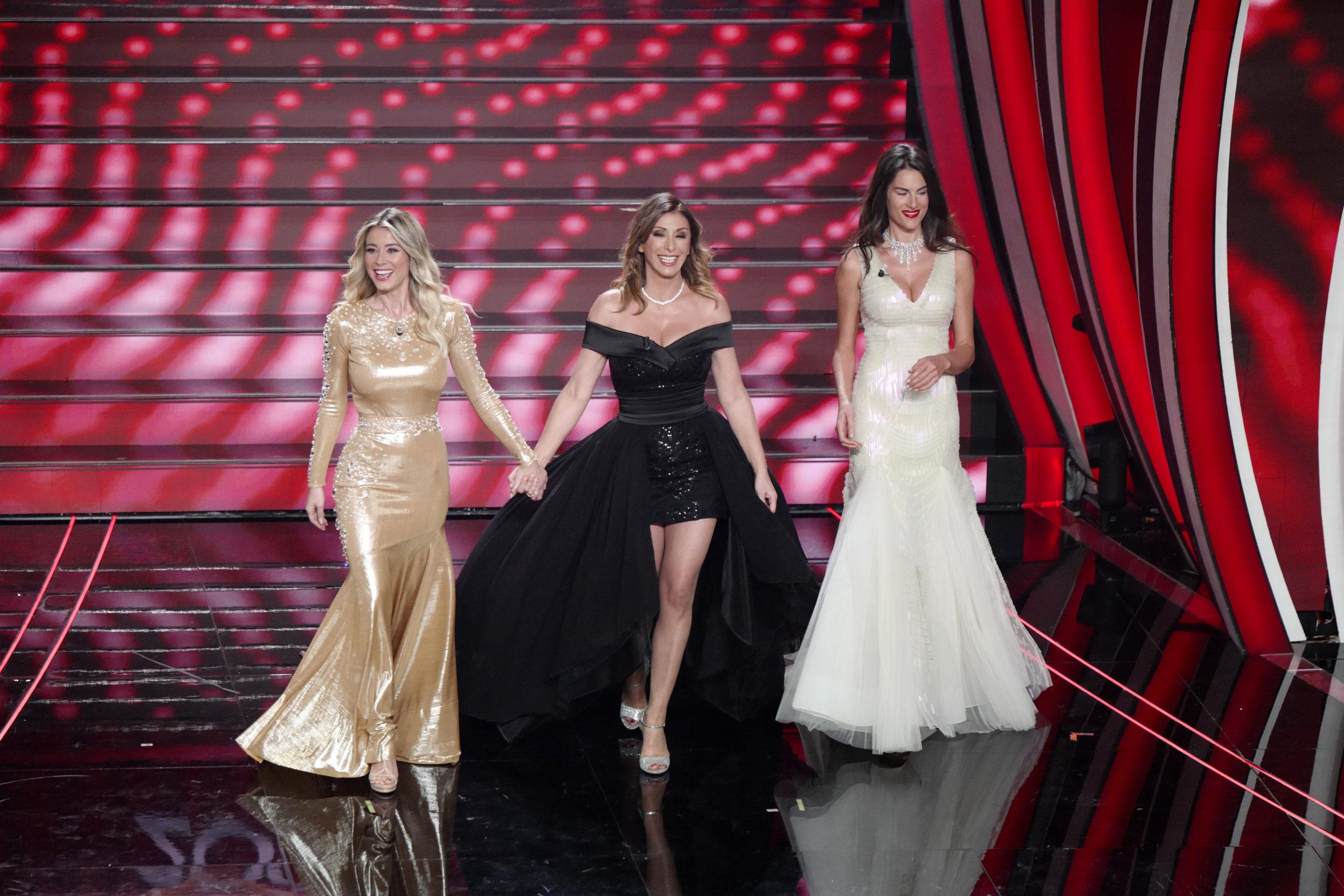 I look femminili della finale di Sanremo