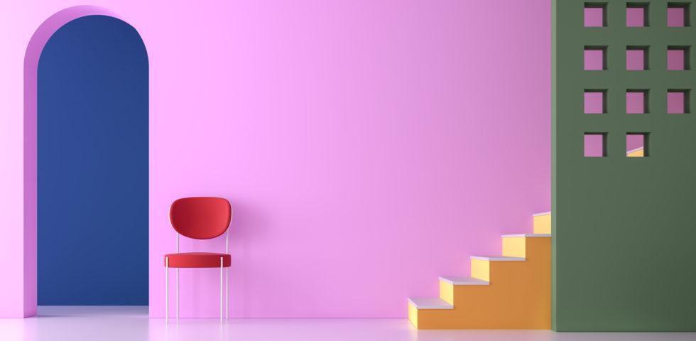 Come abbinare i colori delle pareti: le regole da rispettare