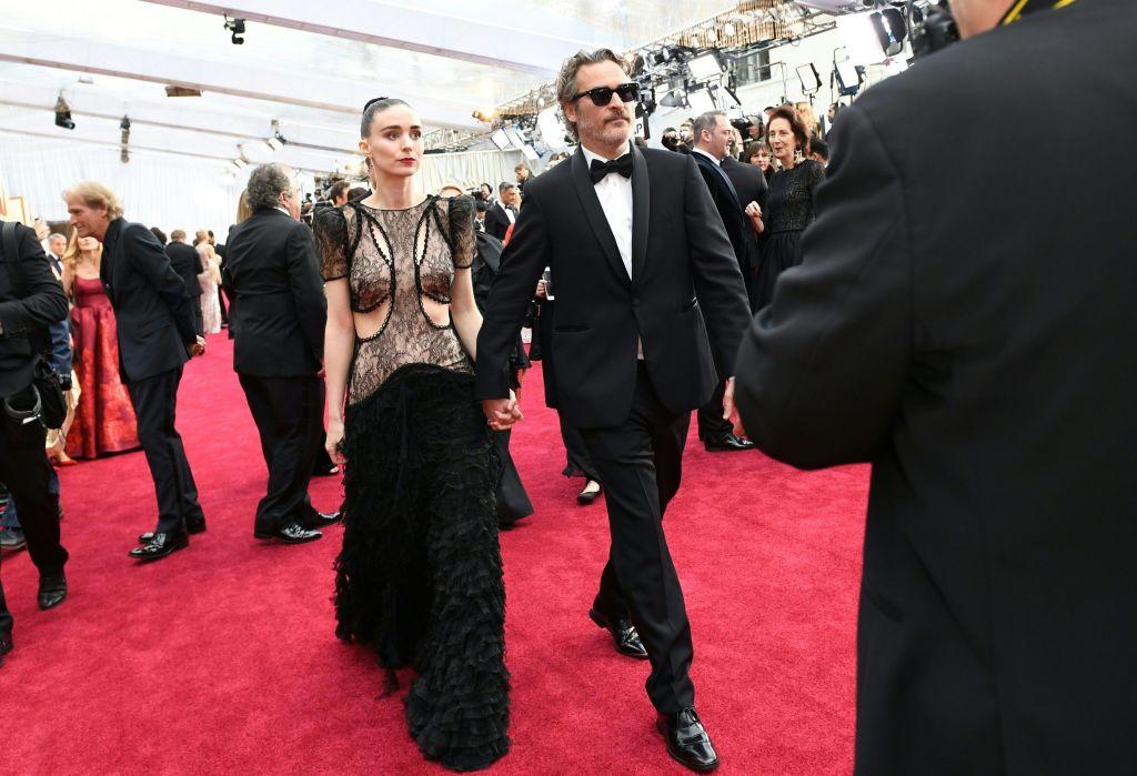 Le coppie più belle sul red carpet degli Oscar