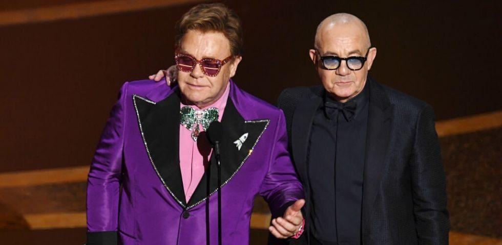 Elton John Oscar 2020 come miglior canzone per Rocketman: la dedica ai figli
