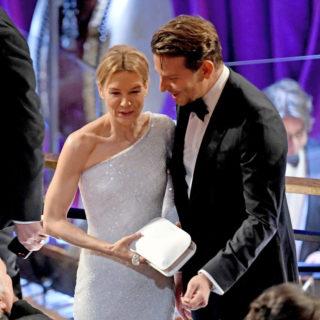 Zellweger e Cooper: l'ex coppia si ritrova agli Oscar 2020