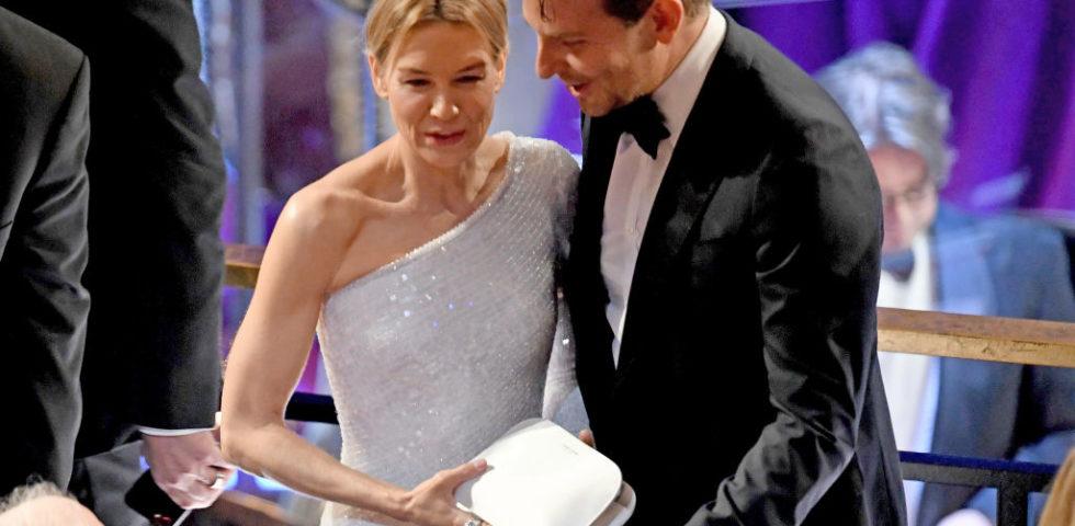 Renée Zellweger e Bradley Cooper: gli ex fidanzati insieme agli Oscar 2020