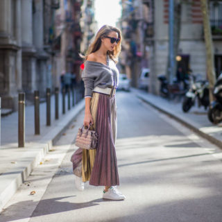 Fashion tip: quali colori abbinare al grigio