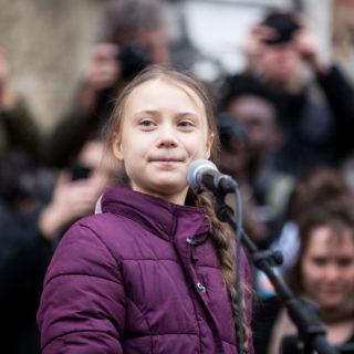 Greta Thunberg arriva in tv con una serie di documentari