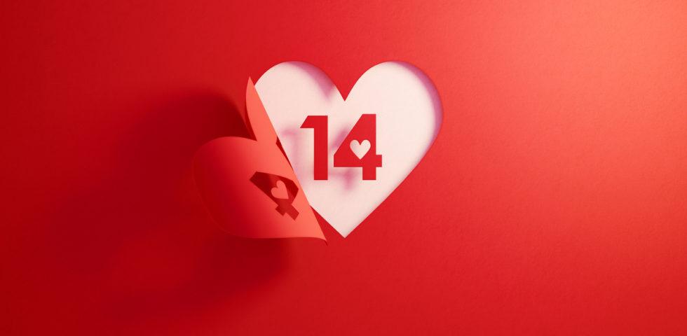 San Valentino: 10 idee romantiche per festeggiare